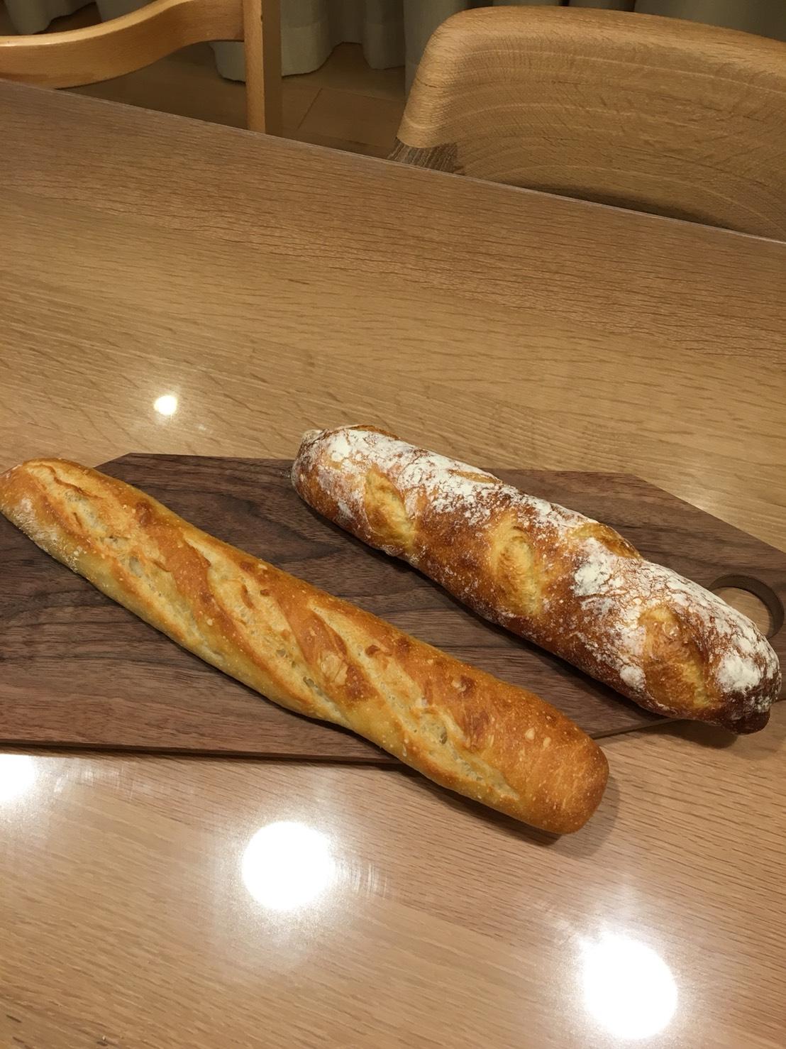 大分県ハードパン対決 引き算VSコムギヤナカシマ 美味しいのはどっち?