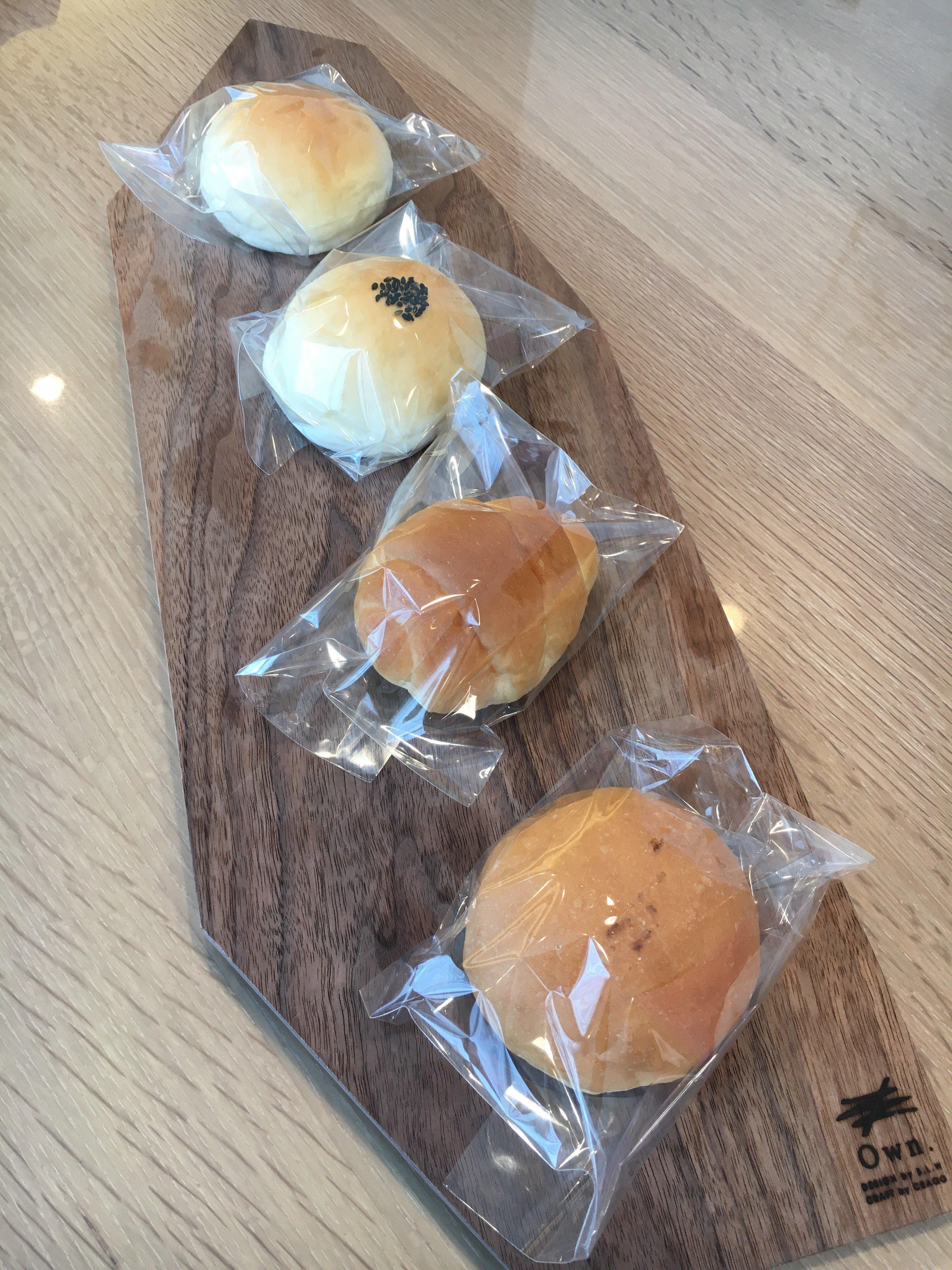 和菓子屋さんのパン 何個でも食べれる 紅屋