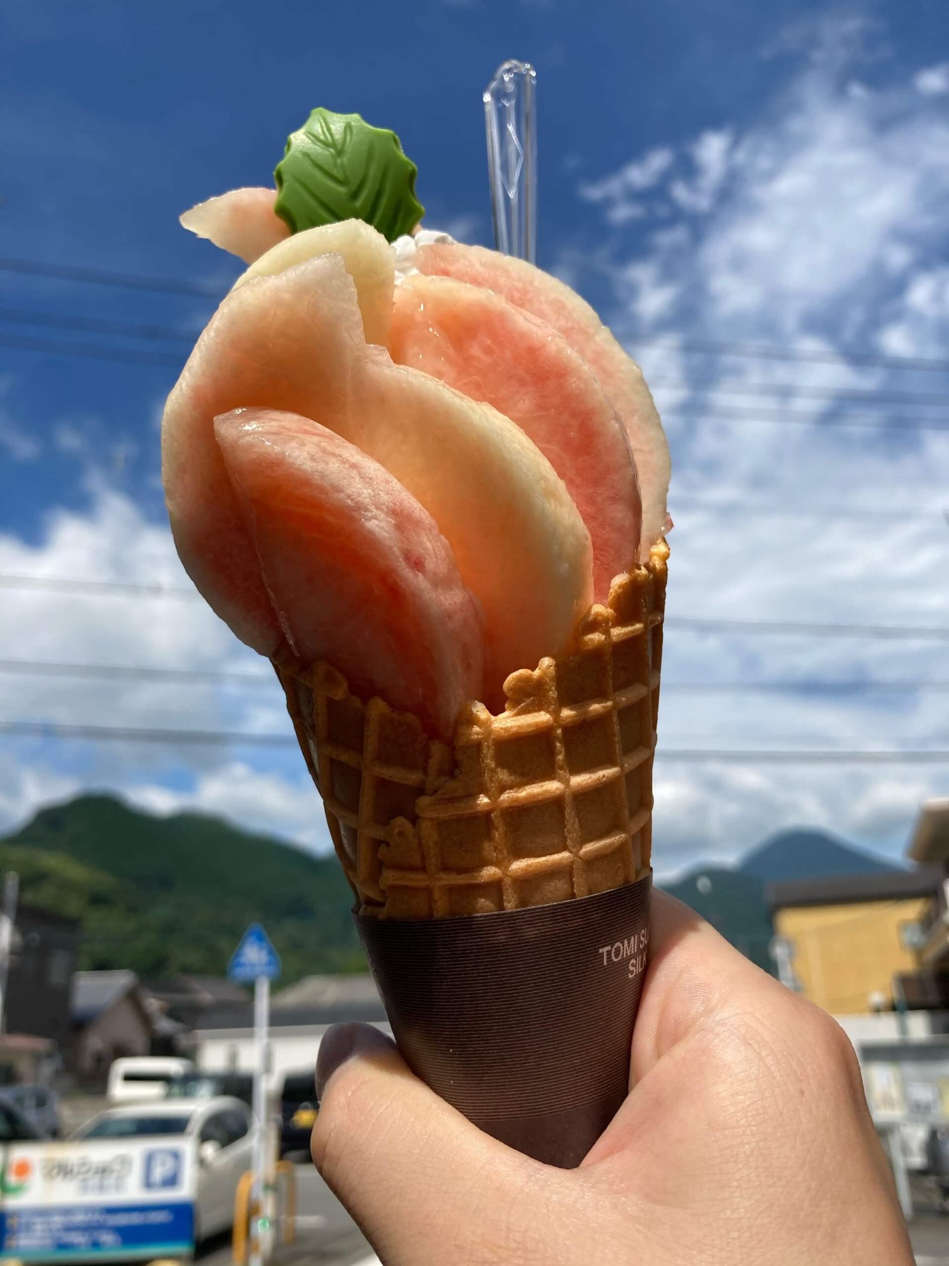 杏樹 ゴトー饅頭店 フルーツを使用したスイーツがオススメ